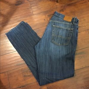 Lucky Brand 221 Original Straight Leg Jeans 34x34